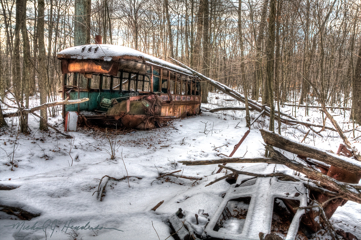 Oil Creek State Park Bus